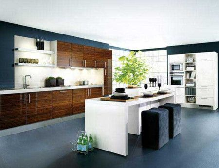 Galley Kitchen Design - Kitchen
