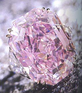 Pink diamond!