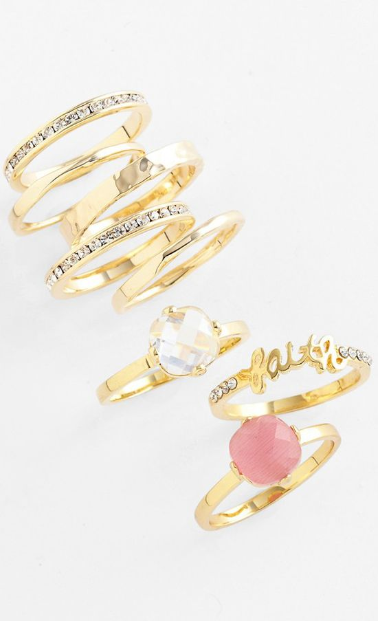Stackable Rings,supply all kinds of cheap fashion rings,vintage rings,double rings,bracelets,necklace,earrings,lowest price at Cost21.com