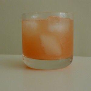 gin and grapefruit juice.