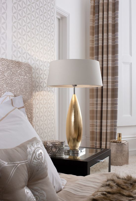 Hotel Interior Design: Gold Glamour Table Lamps, over 3,000 beautiful limited production interior design inspirations inc, furniture, lighting, mirrors, tabletop accents and gift ideas to enjoy pin and share at InStyle Decor Beverly Hills Hollywood Luxury Home Decor enjoy & happy pinning