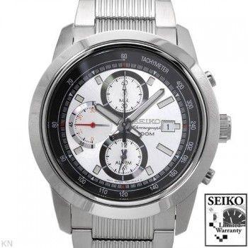 SEIKO SNAB15 Chronograph Men's Watch