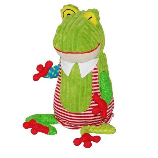 Croakos the Frog Stuffed Animal