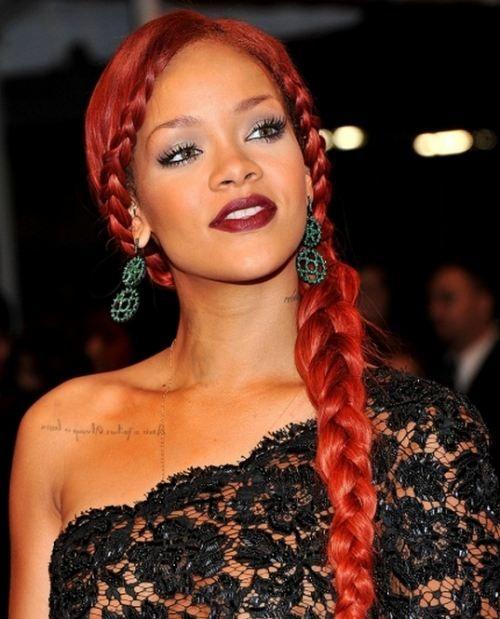 Hair: braids