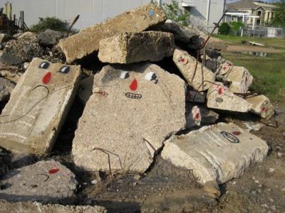 Big pet rocks :)