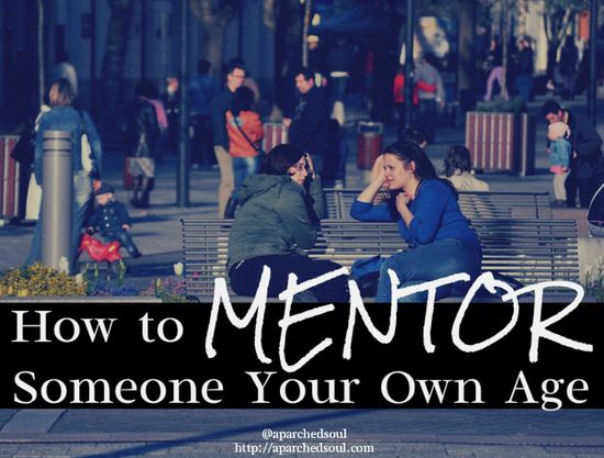 How to Mentor Someone Your Own Age @Grayson Pope