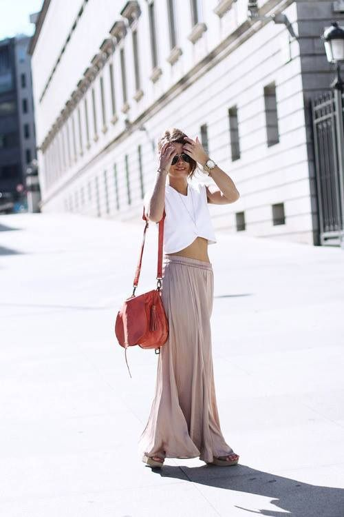 37  Maxi Dresses and Maxi Skirt- 2013 Hot Fashion Trend