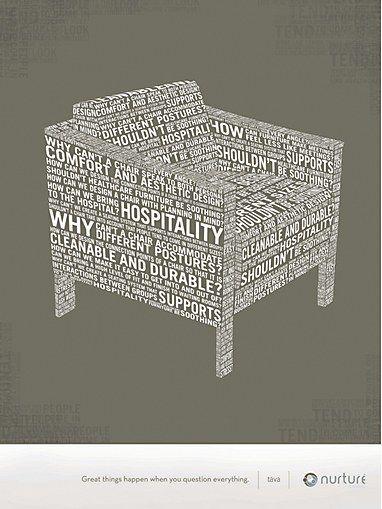 great type block use. #typography