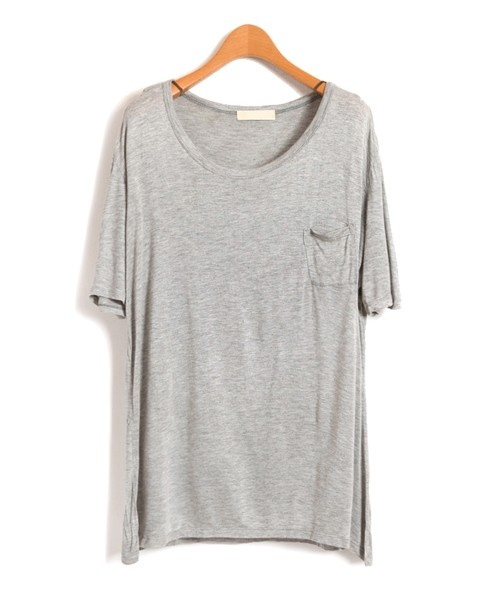 Pocket Individual T-shirt