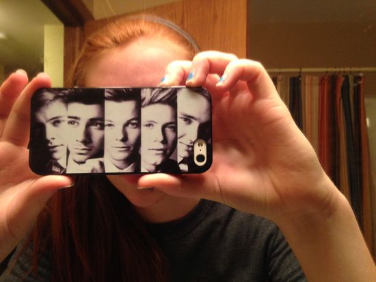 new phone case compliments of @Megan? Kass?