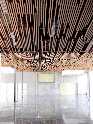 ceiling.