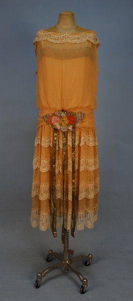Robe de style, 1920's