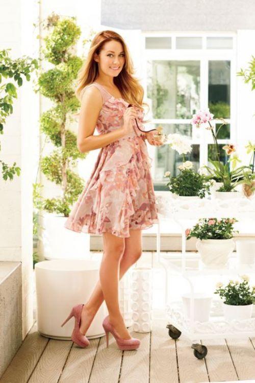 Lauren Conrad Spring Lookbook - cute clothes sold @ Kohls