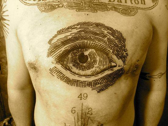 Tattoo by Liam Sparkes