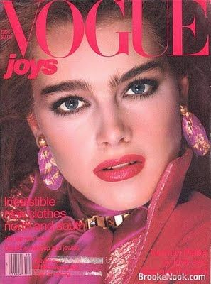 80's VOGUE Covers