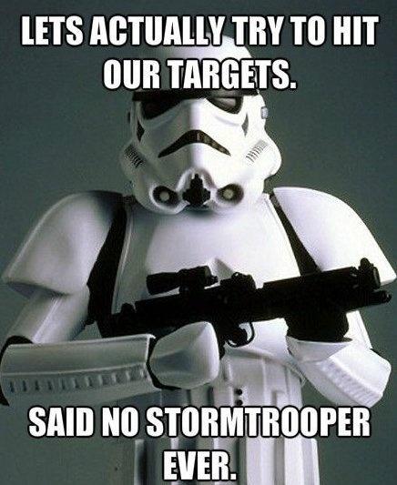 Storm Troopers #geek