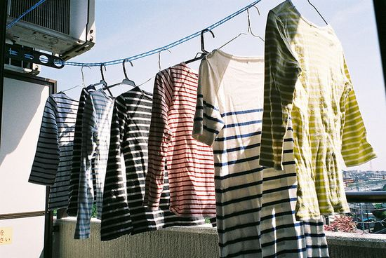 stripes and more stripes