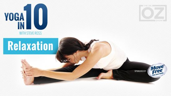 Yoga in 10: Relaxation