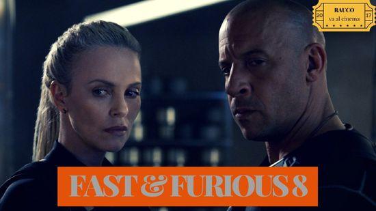 � Fast &amp&#x3B; Furious 8 (