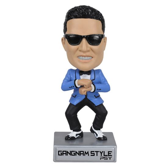 Wacky Wobbler Gangnam Style #collectibles