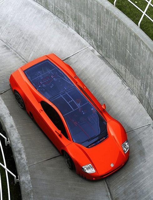 2001 Volkswagen W12 Nardò.
