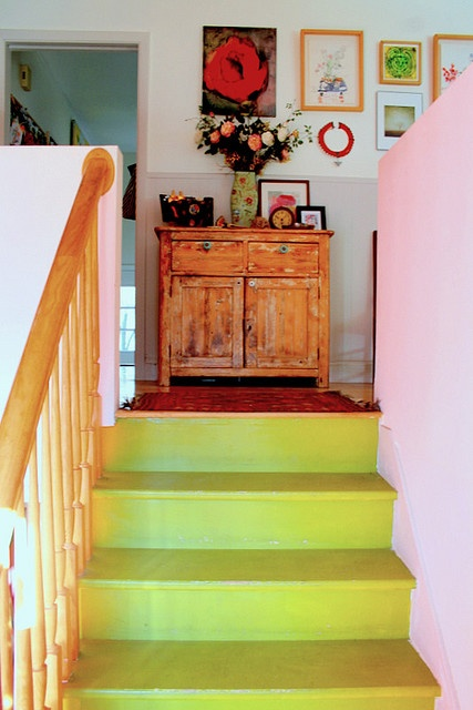 bright and pretty by #nestdecorating
