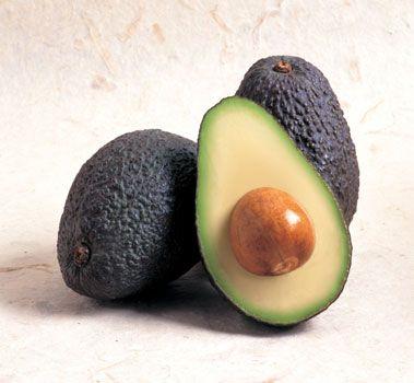 Avocado skin and hair treatments