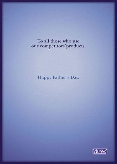 Funny Advertising from Durex