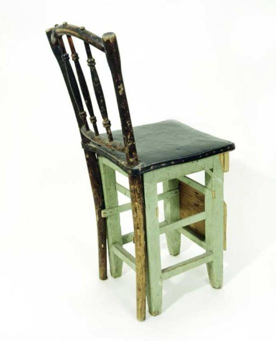 """""""FIXED CHAIR"""""""