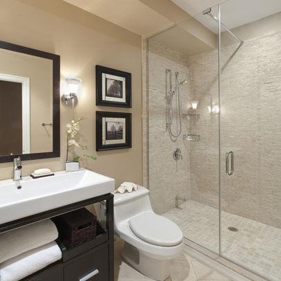 simple small bathroom idea