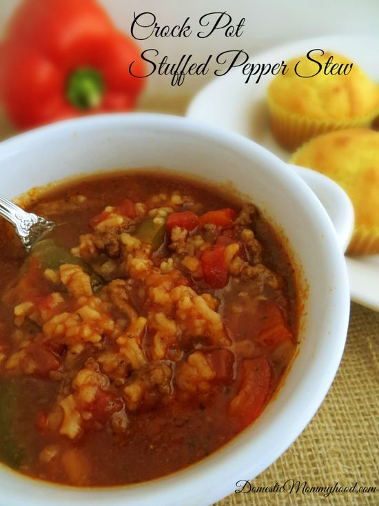 Crock Pot Recipe: St