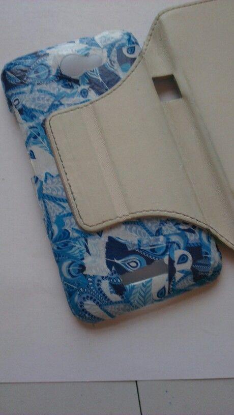 Decoupage - my new phone case!