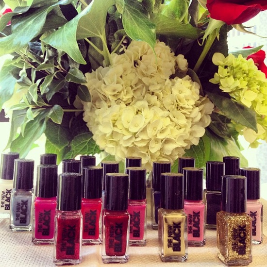 Have you tried THE NEW BLACK nail polishes yet? We love them at #SephoraHQ!