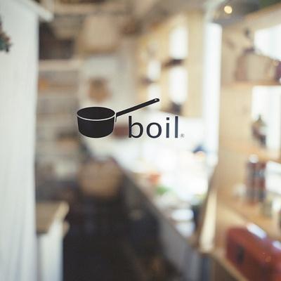 boil - logo