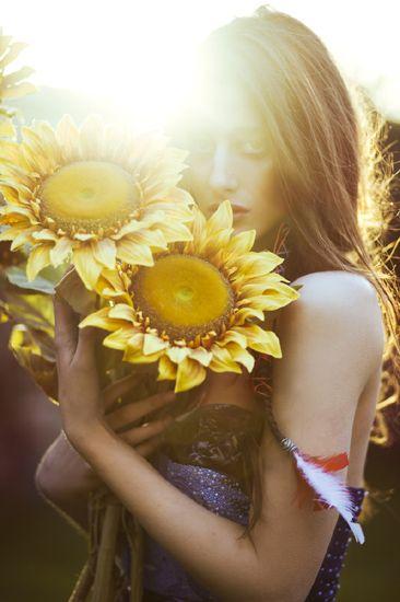 Sunflowers! My Favorite :-)