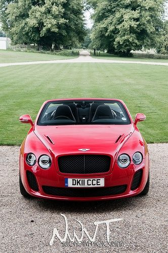 2011 Bentley Continental GTC SuperSports in #luxury sports cars #sport cars