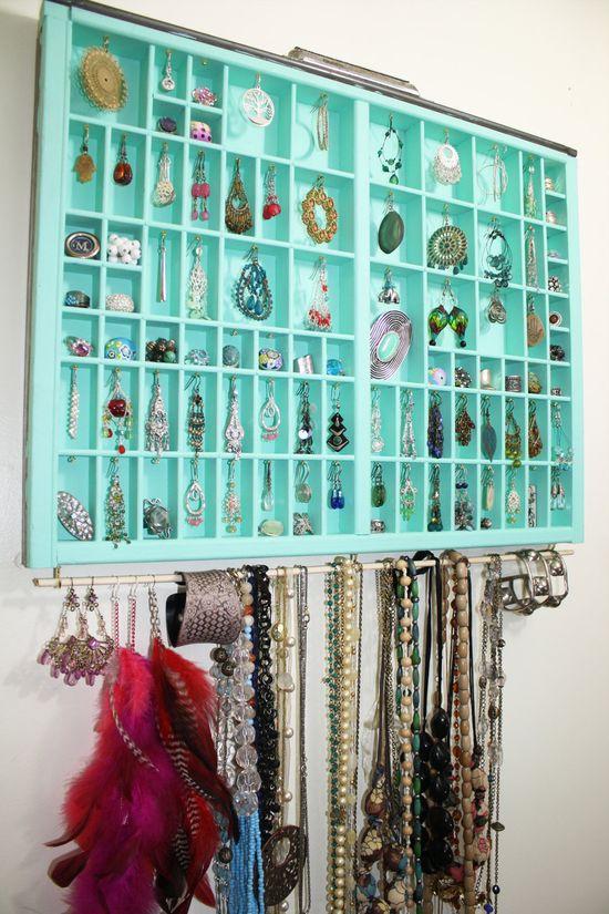 Jewelry Box. Handmade.