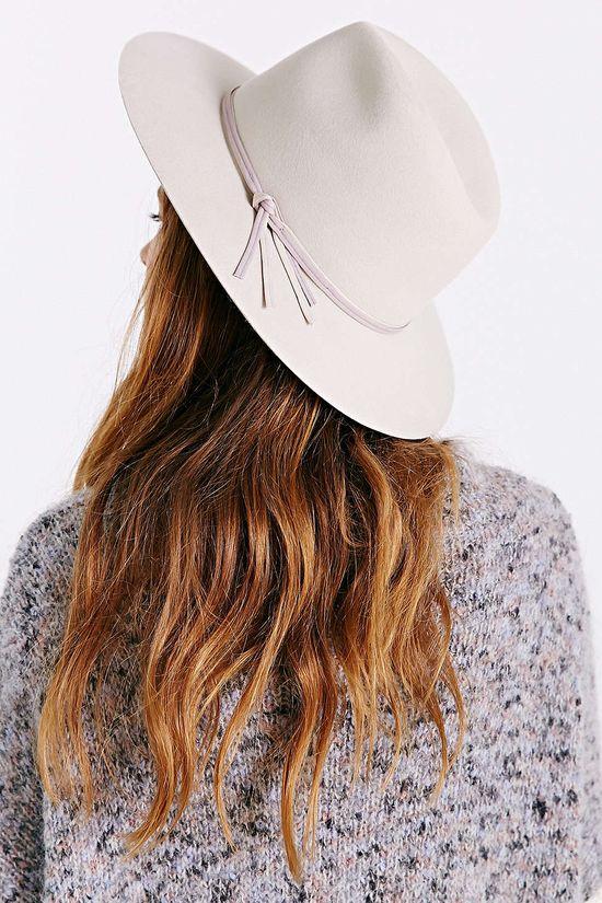 Gambler Panama Hat -
