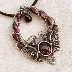 time traveler pendant