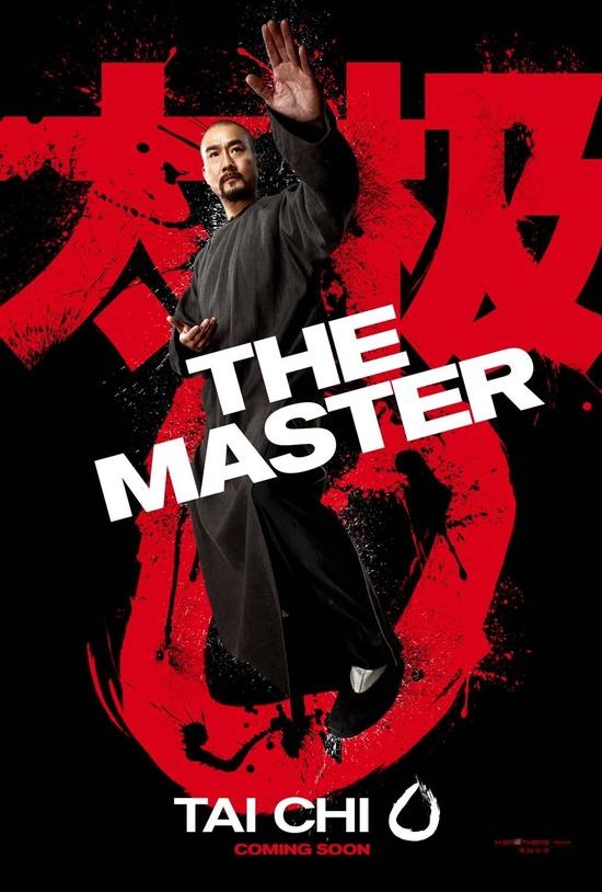 Tai Chi the master