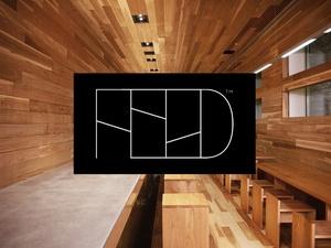 """Branding for """"Feed"""" restaurant concept."""
