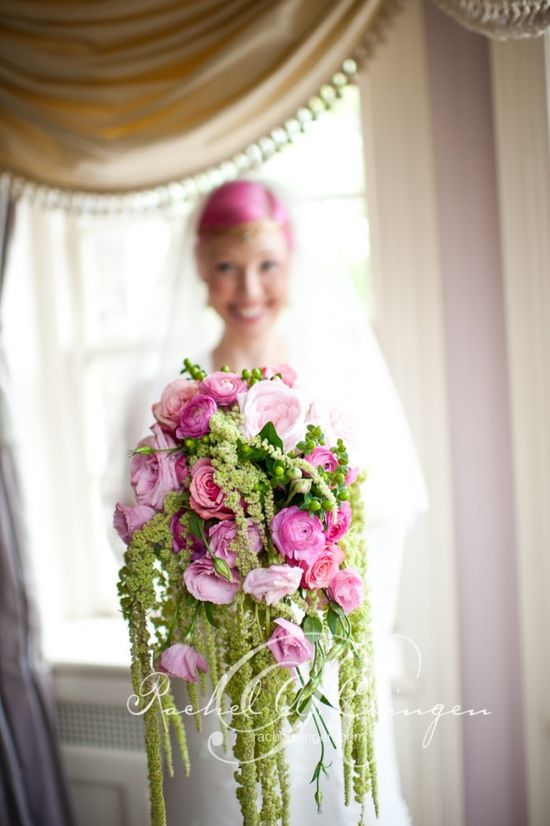 Enchanted pink fairy bouquet