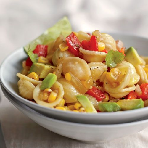 10 healthy pasta recipes