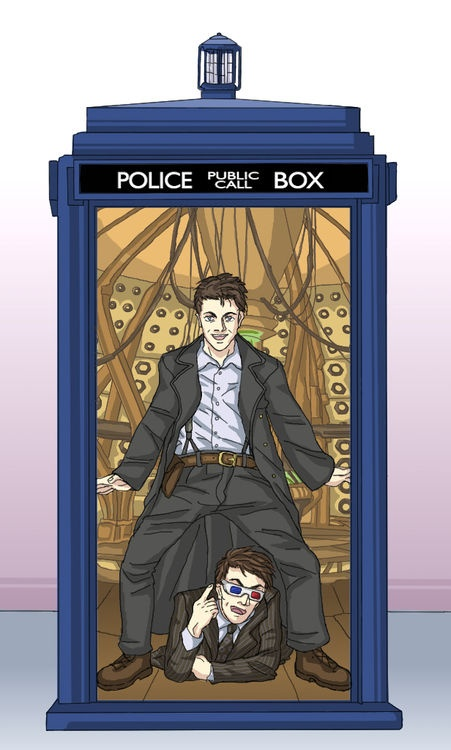 Jack harkness/doctor who gangnam style