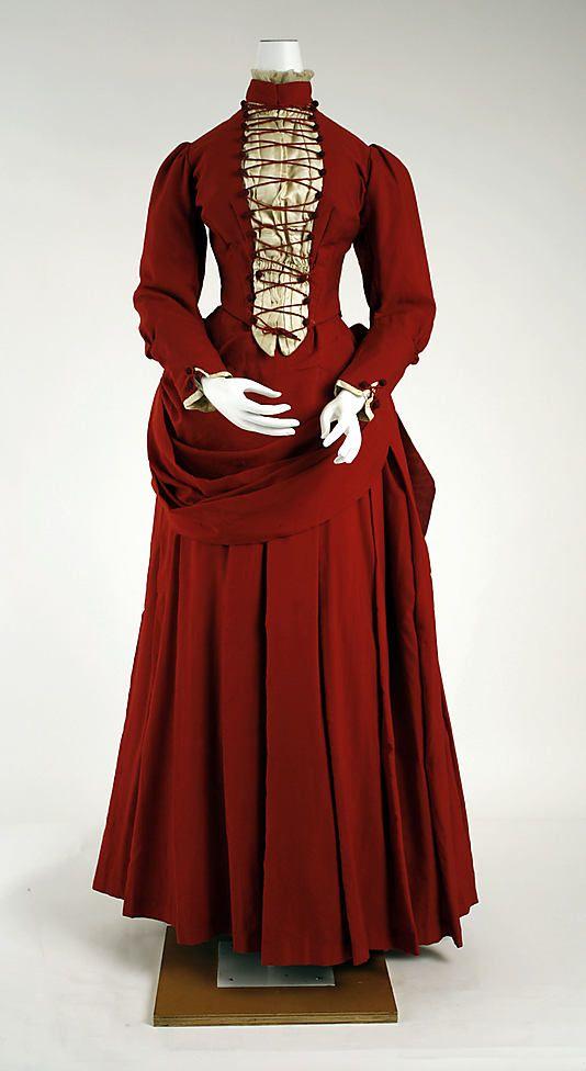 Dress   ca. 1887