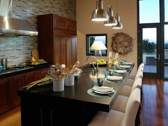 Like To Enlight Your Kitchen Island:Silver Kitchen Island Lighting Ideas  Pictures Of Pendant Kitchen Island Lighting Ideas