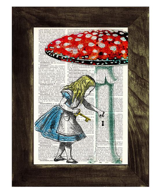 Alice in Prrintland