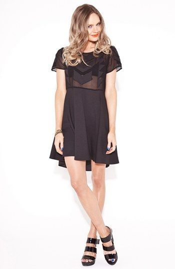 MINKPINK 'Zephyr' Dress #my shoes #girl fashion shoes #shoes #girl shoes