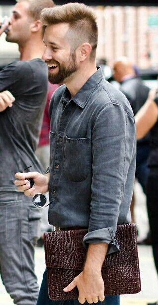 great Hair #mens fashion