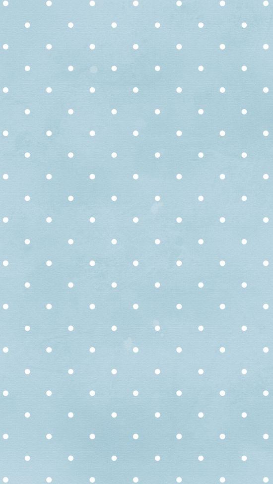 iPhone 5 Wallpaper Blue Pattern 04